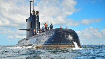 ARA San Juan: Informe revela que el submarino colapsó en un segundo