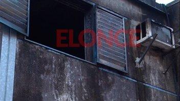 Se incendió una vivienda de barrio Paraná XX: los daños