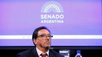 El senador Guastavino fue destacado en los Premios Parlamentario 2017