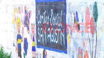 El Centro Social San Agustín se suma a Once por Todos