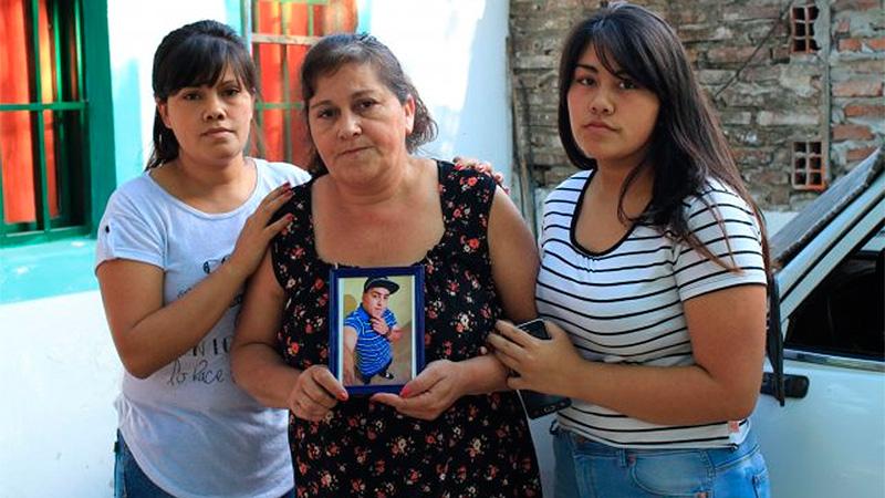 La familia de Elías Varela