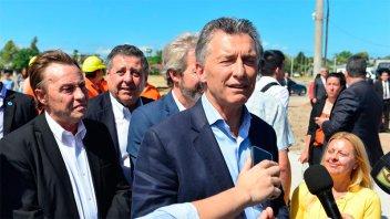 Junto a Macri, Varisco viajó a Buenos Aires para avanzar en obras para la ciudad