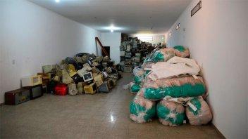 Reciclarán unos 10.000 kilos de artefactos eléctricos y tecnológicos en desuso