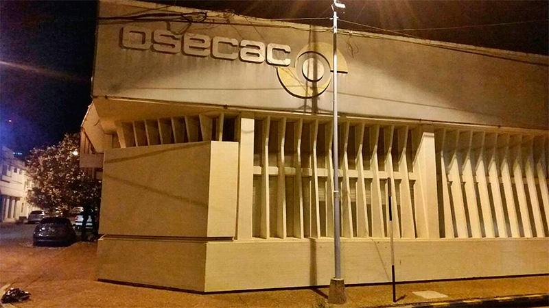 Osecac Concordia fue víctima de uno de los robos