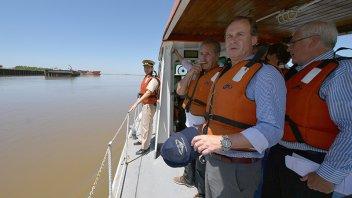 El Estado sumará al sector privado para explotar el puerto Ibicuy