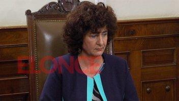 Beatriz Aranguren juró como Vocal de la Cámara Federal de Apelaciones