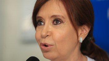 El Senado recibió pedido de desafuero de Cristina: tiene 180 días para definir