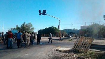 Hirieron a un diputado durante un desalojo en Neuquén