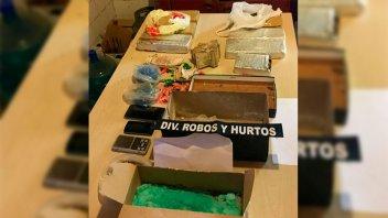 Condenaron a pareja que regenteaba un kiosco de droga en barrio San Agustín