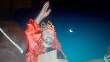 Murió Orlando Chiapino, uno de los fundadores de la Fiesta de los Reyes Magos