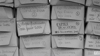 Declaran patrimonio histórico-cultural al archivo del Registro Civil provincial