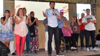 El concejal Emanuel Gainza asumió la conducción del PRO Paraná