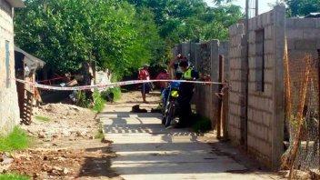Encontraron quemada y descuartizada a una chica: Sospechan del padrastro