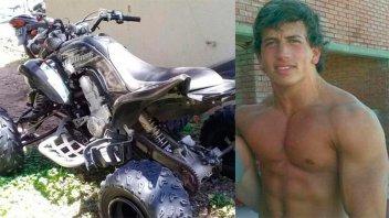 Tragedia en Pinamar: murió al caer del cuatriciclo en los médanos