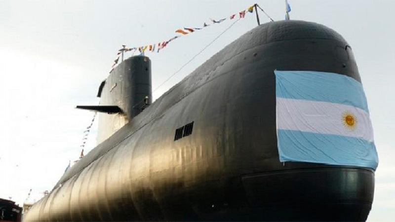 ARA San Juan| Un buque vuelve a buscar al submarino