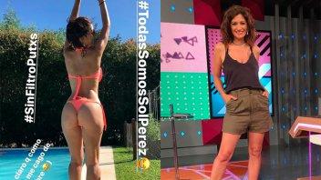 Carla Conte súper sexy: