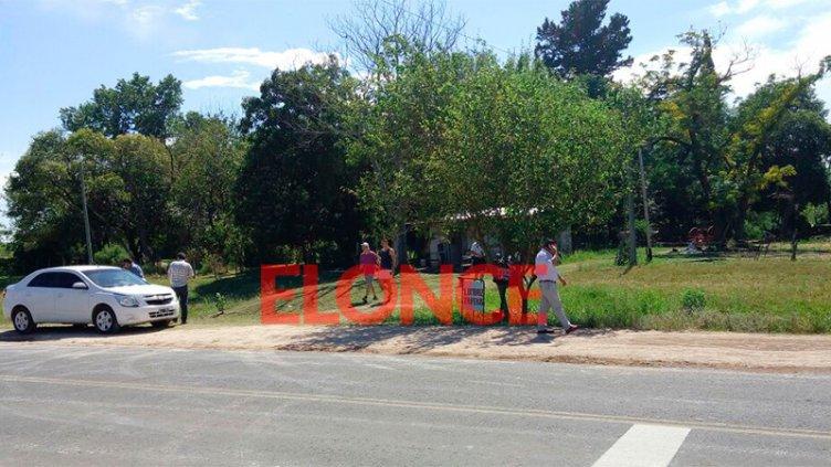 Confirmaron que fue asesinado el policía hallado muerto en Villa Urquiza