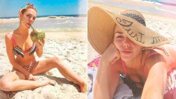 Coco y bikini: Las fotos súper sensuales de una de las actrices del momento