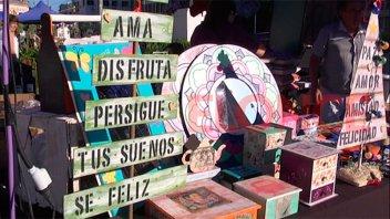 Se realiza la segunda edición de la Feria Navideña