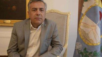 Alfredo Cornejo es el nuevo presidente del Comité Nacional de la UCR