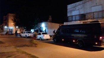 Realizaron allanamientos: Secuestraron droga, dinero y cartuchería