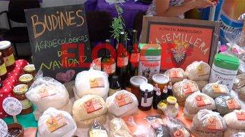 Feria de Alimentos Artesanales y Agricultura Familiar, en la Vieja Usina