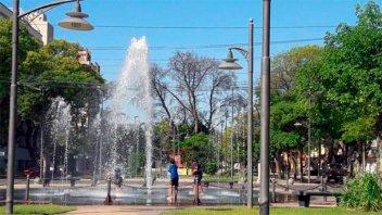 Santiago del Estero registró las temperaturas más altas del país: 44ºC