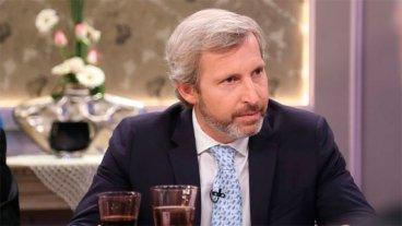 Frigerio defendió la reforma previsional que impulsa el gobierno de Macri