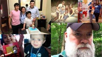 Ex submarinista de EEUU regaló juguetes a hijos de tripulantes del ARA San Juan