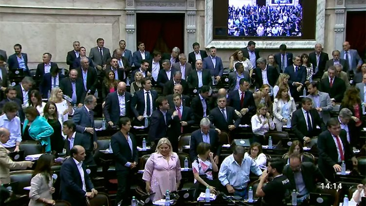 Reforma previsional: Diputados sesiona tras conseguir quórum