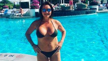 Nancy Pazos detalló cómo hizo para bajar 18 kilos