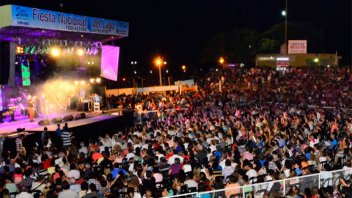 Federación ultima detalles para la Fiesta Nacional del Lago