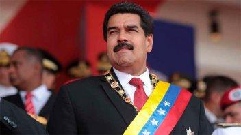 Respuesta de Maduro tras retiro