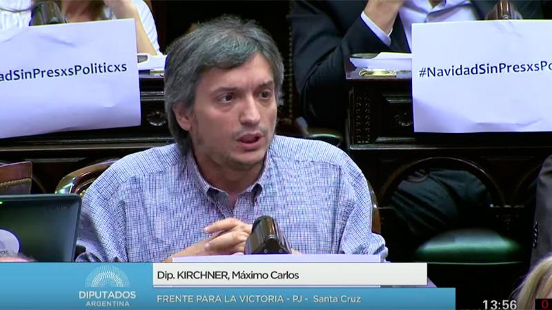 Diputados dará hoy media sanción al Presupuesto 2018