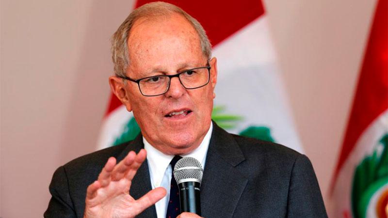 Tras intento de destitución de Kuczynski, renunció el ministro del Interior peruano