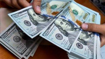 Tras la baja de tasas de LEBAC, el dólar subió un centavo