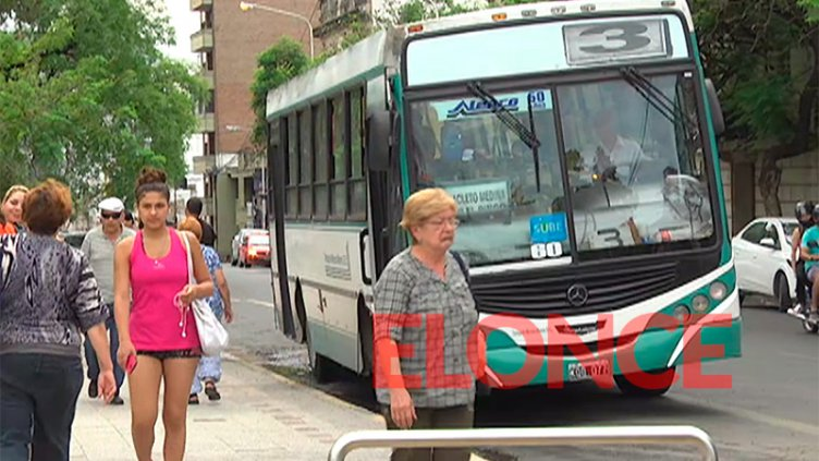 Este domingo comienza a funcionar el nuevo servicio de transporte urbano