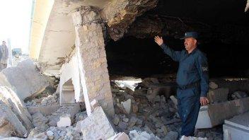 Al menos 40 muertos en un atentado suicida en Afganistán