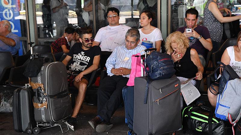 Se agotaron los pasajes desde Retiro a la Costa Argentina
