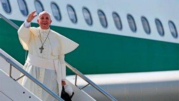 Chile reforzará la frontera por la visita del Papa Francisco