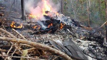 Se estrelló una avioneta en Costa Rica y murieron 12 personas
