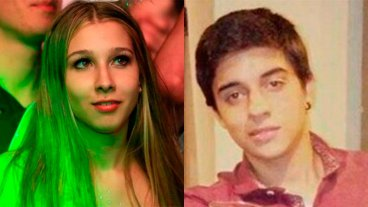 Amor, celos y reproches: Nahir y Fernando se enviaron 104.000 mensajes en un año