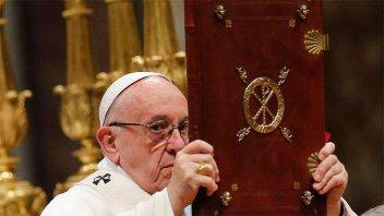 Francisco pidió una iglesia