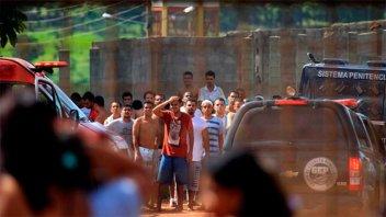 Al menos nueve muertos por sangriento motín en una cárcel brasileña