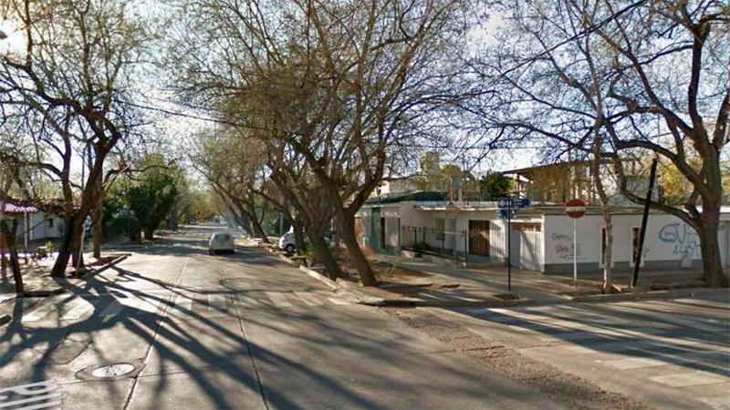 El hecho ocurrió en Mendoza.