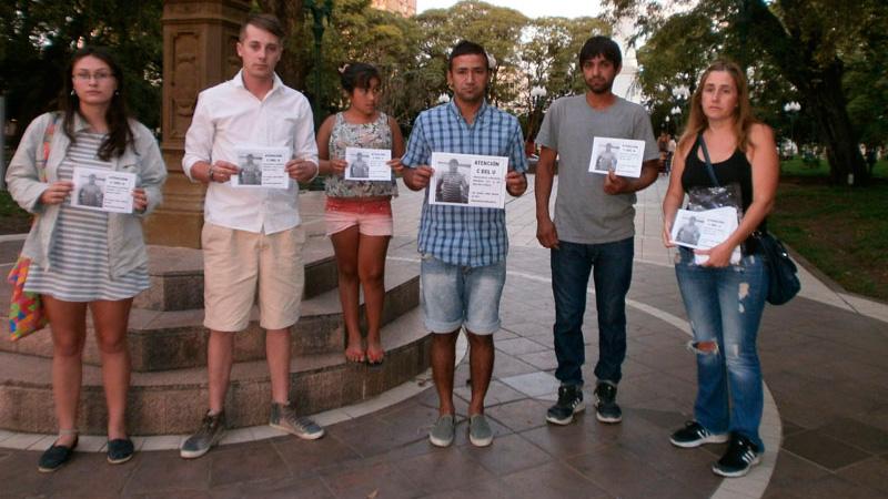 Reclaman por una mujer y su hijo desaparecidos desde el 18 de diciembre
