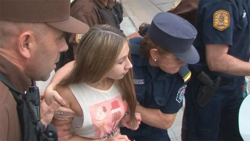 Nahir Galarza continuará con la prisión preventiva