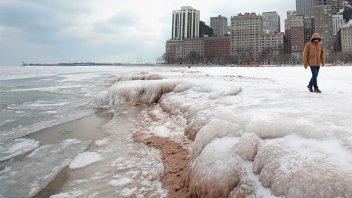 La ola de frío provocó 11 muertes en 24 horas en Estados Unidos