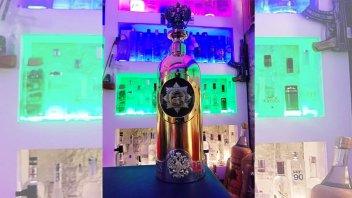 Robaron la botella de vodka más cara del mundo: vale 1,3 millones de dólares