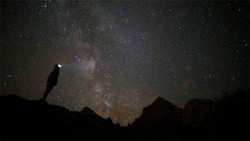 Este domingo se podrá ver una lluvia de estrellas fugaces: Los detalles